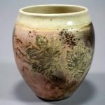"""""""Leaves"""" Vase"""