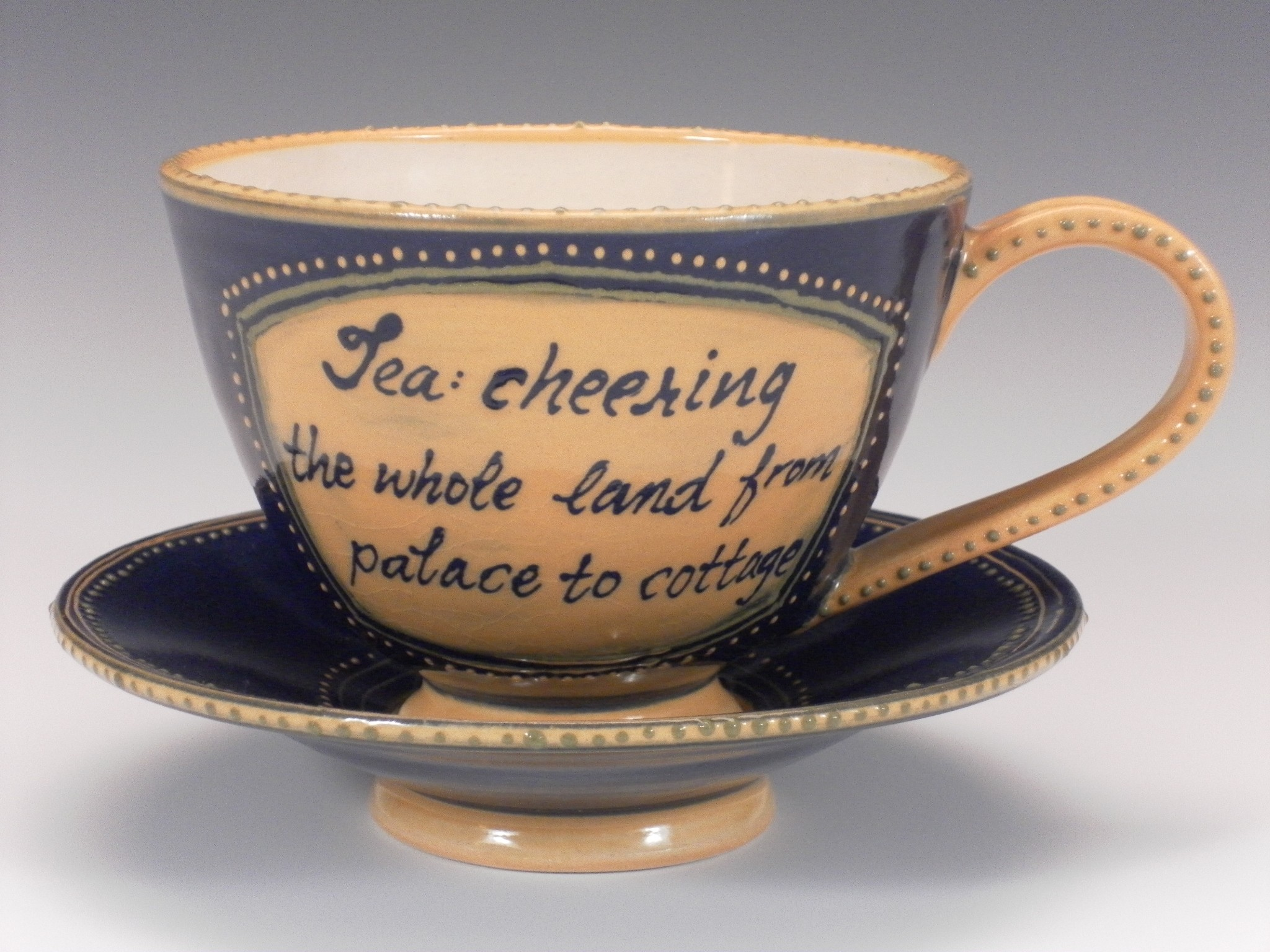 Lettering on Clay with Beth Turnbull Morrish
